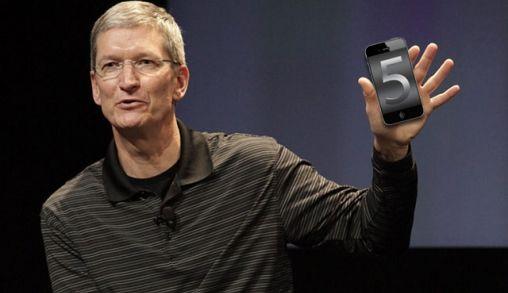 Aankondiging iPhone 5 op 4 oktober? [Gerucht]