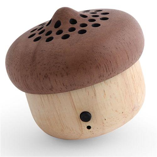 Acorn-speaker-kikkerland