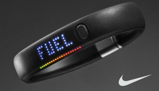 Actief, Actiever, Actiefst met Nike+ Fuelband