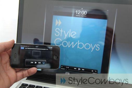 AirPlay Mac - SC 1