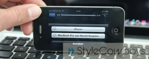 Airserver voor Airplay naar je Mac