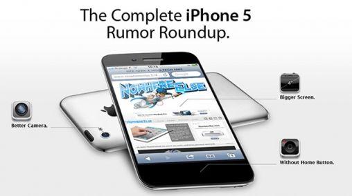 Alle iPhone 5 geruchten bij elkaar