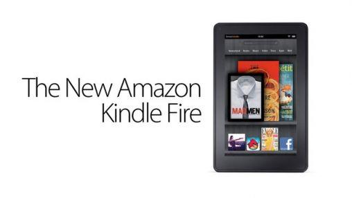 Amazon presenteert Kindle Fire als iPad concurrent