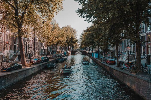 Amsterdam weekendje weg