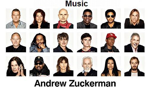 Andrew Zuckerman - Music The Book