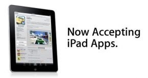 App Store open voor insturen iPad Applicaties