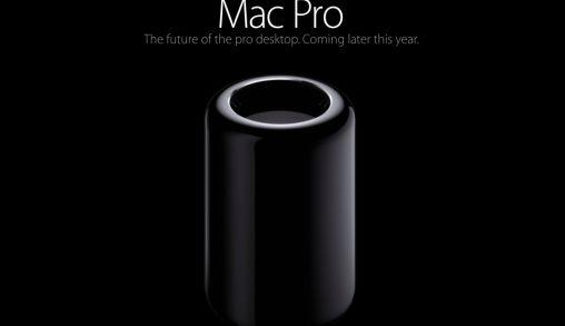 Apple geeft nieuw design aan Mac Pro
