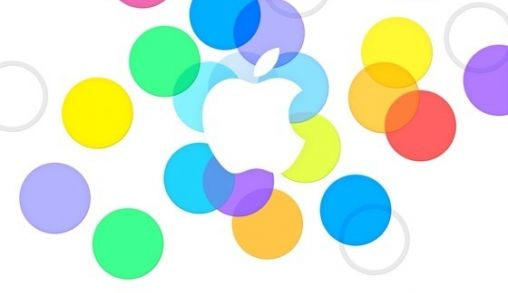 Apple iPhone-event 10 september 2013