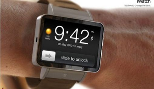 Apple iWatch Horloge Concept