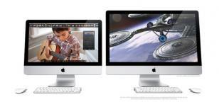 "Apple komt met Nieuwe iMac 21,5""en 27"""