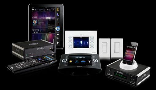 Apple, Samsung en Prodigy worden groot in Domotica