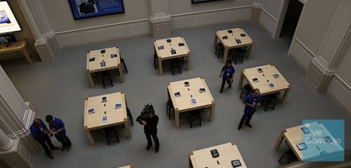 Apple Store Nederland 0971