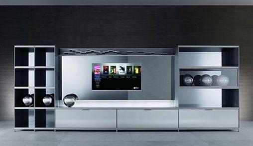 Apple Televisie middel punt van je huis