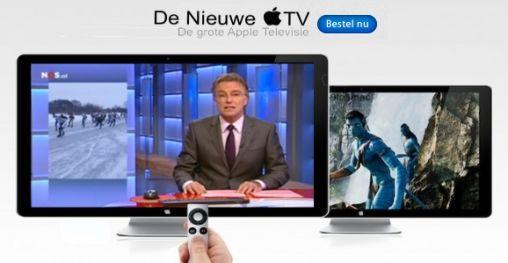 Apple Televisie op Komst (gerucht)