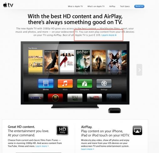 Apple TV 109