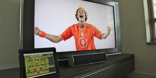Apple TV combinatie met iPad - iPadTV