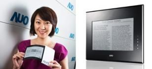 AUO komt met 6-inch flexibel e-Paper in 2010