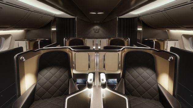 BA-first-class-overview