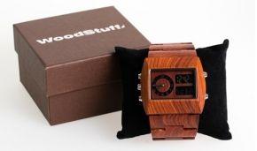 Back to the nature met houten lifestyle gadgets van Woodstuff