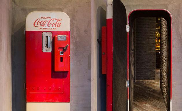 Bar-cola-machine