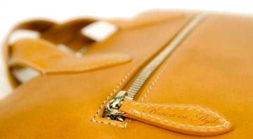 Basics in Style lanceert Bespoke tas voor mannen