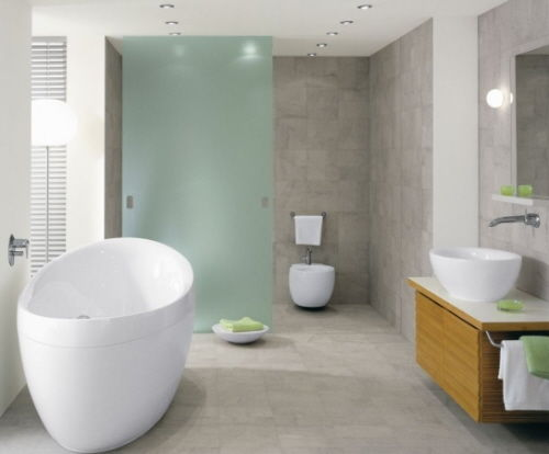 bathroom tile and tubs
