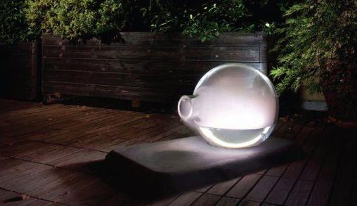 Betoverende lamp
