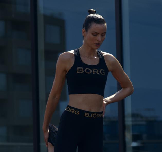 Björn Borg goud.