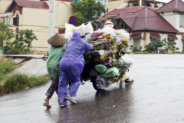 bloemen-regen-vietnam