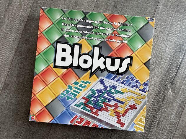 Blokus spel 2 tot 4 personen