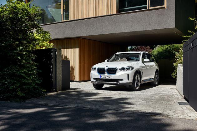 BMW iX3 prijs