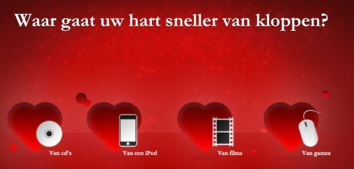 Bose start Valentijns Actie