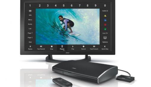Bose VideoWave Beeld en Geluid uit één systeem