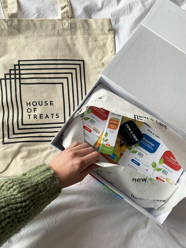 Box House of Treats