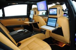 Brabus iBusiness, voor de Mobiele Apple (iPad) fan