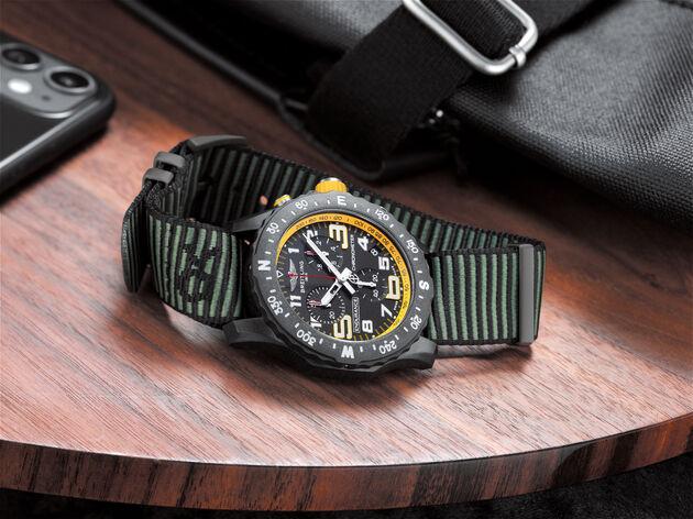 Breitling endurance horloge