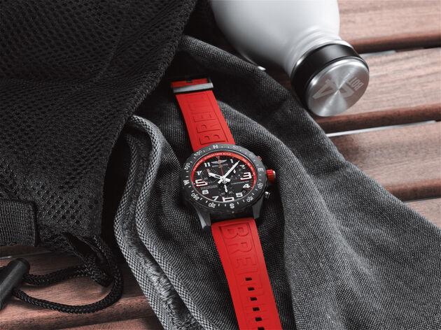Breitling horloge hardlopen
