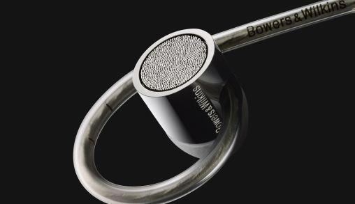 C5 in-ear hoofdtelefoon van Bowers & Wilkins
