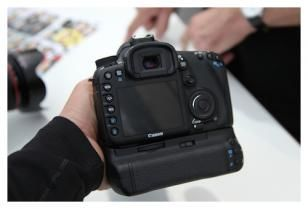 Canon EOS 7D DSLR Hands-on