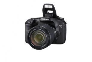 Canon EOS 7D DSLR in September leverbaar