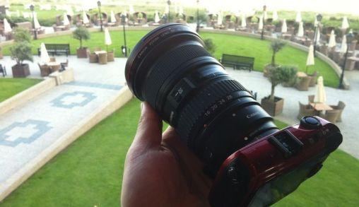 Canon introduceert Canon EOS-M