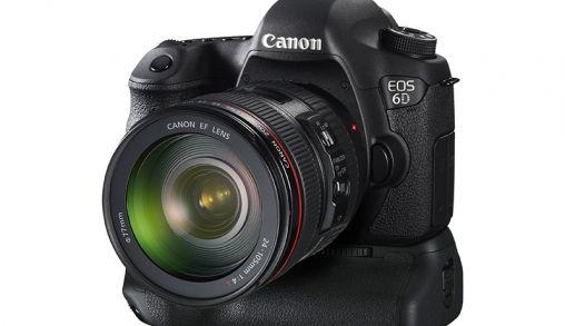 Canon introduceert de EOS 6D