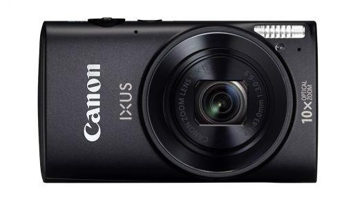 Canon kondigt drie IXUS en een PowerShot A toestellen aan