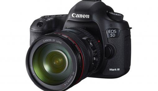 Canon lanceert de EOS 5D Mark III
