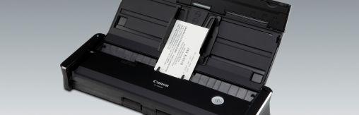 Canon lanceert imageFORMULA P-150M nu ook voor MAC