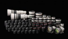 Canon maakt 50 miljoenste EF lens