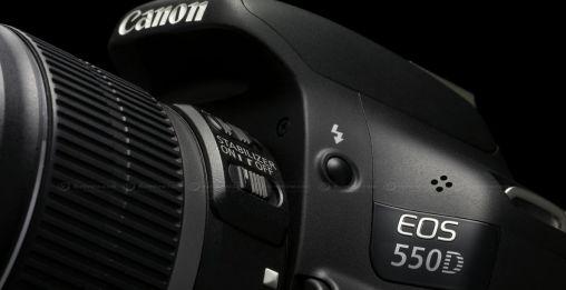 Canon Presenteert EOS 550D