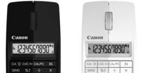 Canon X Mark I Muis-Rekenmachine