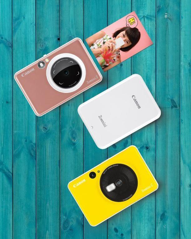 Canon Zoemini S_Canon Zoemini C