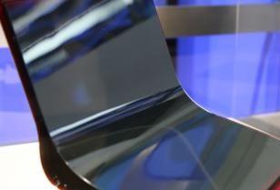 CEATEC: Sony Flexibel Display Concept Vaio EL